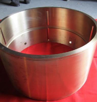 耐磨锡青铜铜衬套图片/耐磨锡青铜铜衬套样板图 (1)