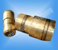 供应耐火砖厂摩擦压力机铜丝母及配套丝杠