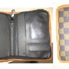 供应生产仿皮拉链包/手包