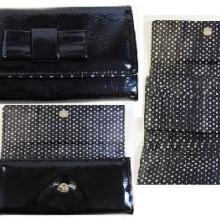 供应生产钱包钱夹/化妆包/卡包材质可选