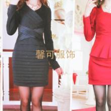 连衣裙塑造你的身材