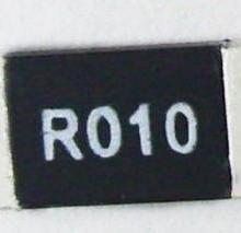 供应阿拉法合金电阻阿拉法合金电阻2512 1   3W 50mR