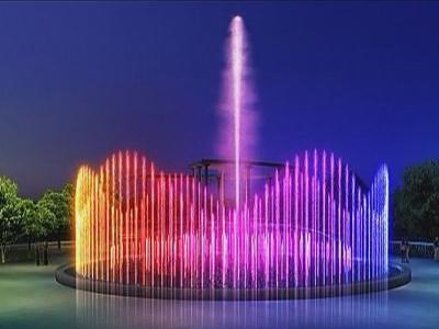 喷泉音乐喷泉_看喷泉_小学生周记200字