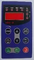 供应广东跑步机面板深圳跑步机铭板深圳变频器按键面膜深圳PC膜贴