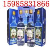 58度马萧纪念酒单瓶礼盒装吉林省代图片