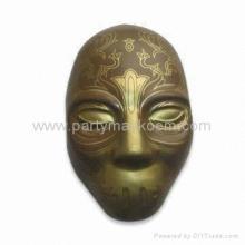 供应定位吸塑万圣节面具