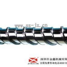JX供应 -拉丝机螺杆料筒单螺杆机筒PPS料专用螺杆_高耐磨系列批发