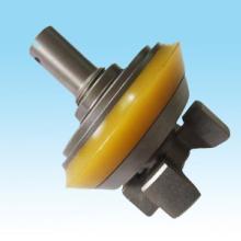 供应泥浆泵配件阀总成、阀体、阀座、凡尔体总成、凡尔胶皮、凡尔座图片