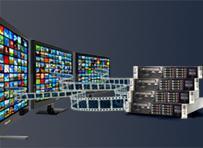 供应集群渲染合成服务器系统