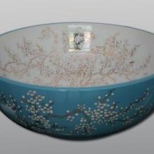 供应景德镇纯手工陶瓷艺术台盆