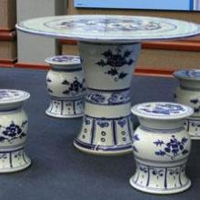 供应景德镇陶瓷凉凳