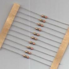 供应精密碳膜电阻/金属膜电阻厂家
