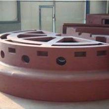 铸造机床-龙门铣床床身    床身铸件