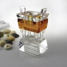 供应惠州水晶鼎厂家定做、惠州企业公司会议纪念品定做、惠州商会礼品定做图片
