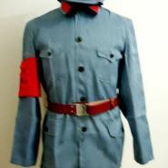 北京出租赁红军歌曲合唱服装图片