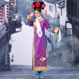 北京清朝格格阿哥服装出租赁图片