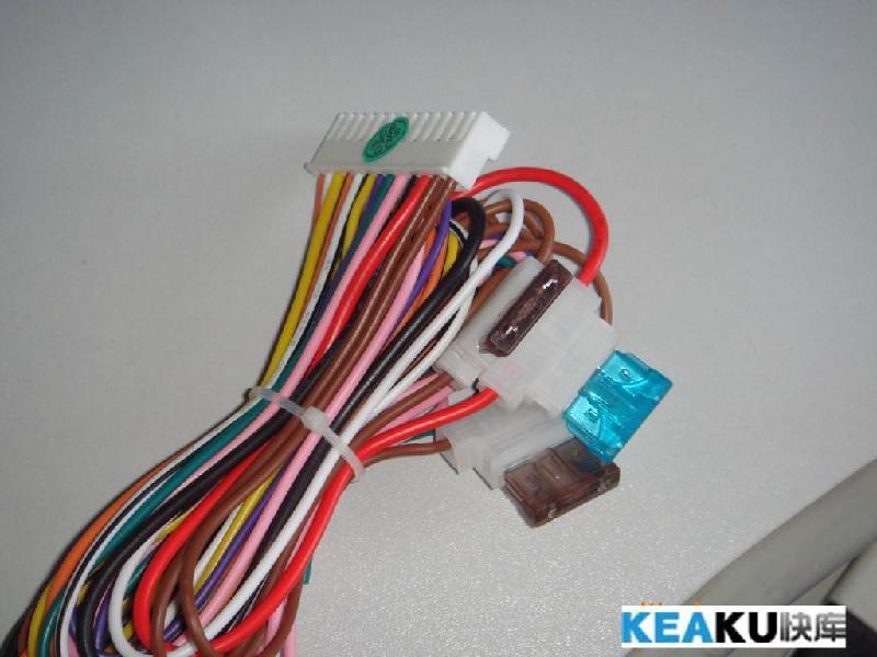 供应电子连接线线束厂家