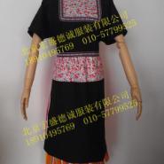 北京民族服装专业定做合唱服表演图片