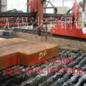 靖江马钢中板锰板切割沙钢宽厚板切图片