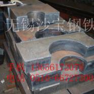 南京益成中板锰板切割图片