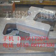 南京兆顺中板锰板切割图片