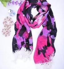 供应女式羊绒围巾
