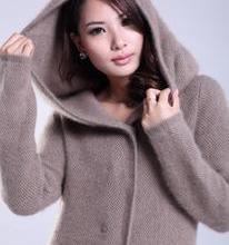 供应新款女式加厚貂绒大衣