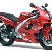 雅马哈YZF600R摩托车