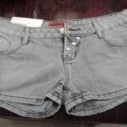新款女式短休闲裤上市厂家直销款式图片
