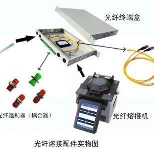 承接光纤熔接工程光缆熔接质量保证图片