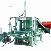 北海建丰机械彩色路面砖机免烧砖机彩砖机空心砌块机砖机托板有限公司图片