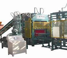 安徽建丰机械供应液压制砖机水泥砖机彩砖机面包砖机战机设备批发