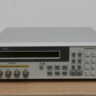 微阻表HP4338B毫欧表图片