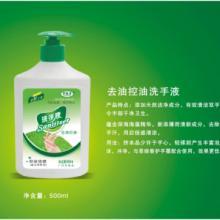 厂家批发 新品草绿香 去油控油洗手液500ml 148