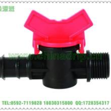 外螺纹承插塑料阀门 PE管用 灌溉工具