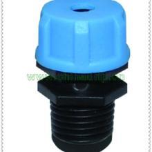 压力表外牙接头 灌溉园艺 塑料压力表接头 节水灌溉工具
