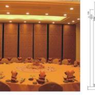 百叶隔断型材单玻隔断型材办公高隔图片