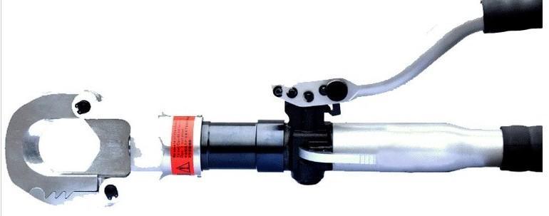 供应ch-50手动液压切刀图片
