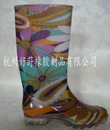 供应时尚雨鞋