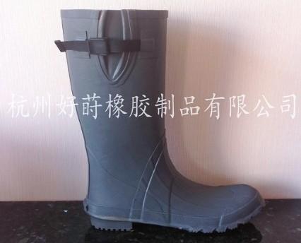 供应橄榄绿劳保雨鞋