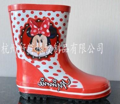 供应迪士尼儿童雨鞋