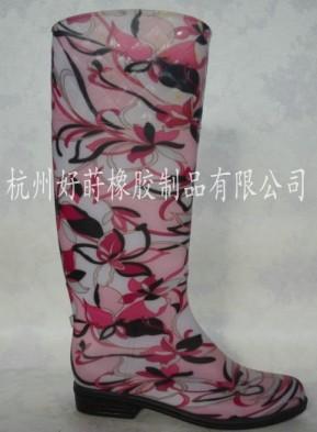 供应外贸雨鞋