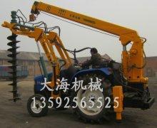 供应挖坑机价格挖坑组织造功用阐明