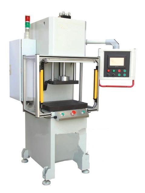 供应数控液压机_精密数控液压机图片