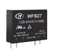 特价供应宏发固态继电器HFS33/D-50D80M-L