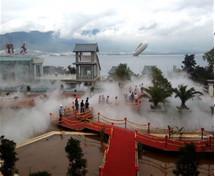 供應園林噴霧造景工程批發
