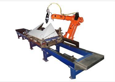 供应多功能机器人焊切系统