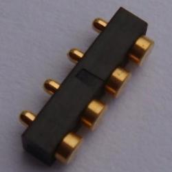Pogo pin电池連接器深圳Pogo pin电池連接器厂家供