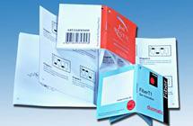 供应彩色产品手册印刷批发