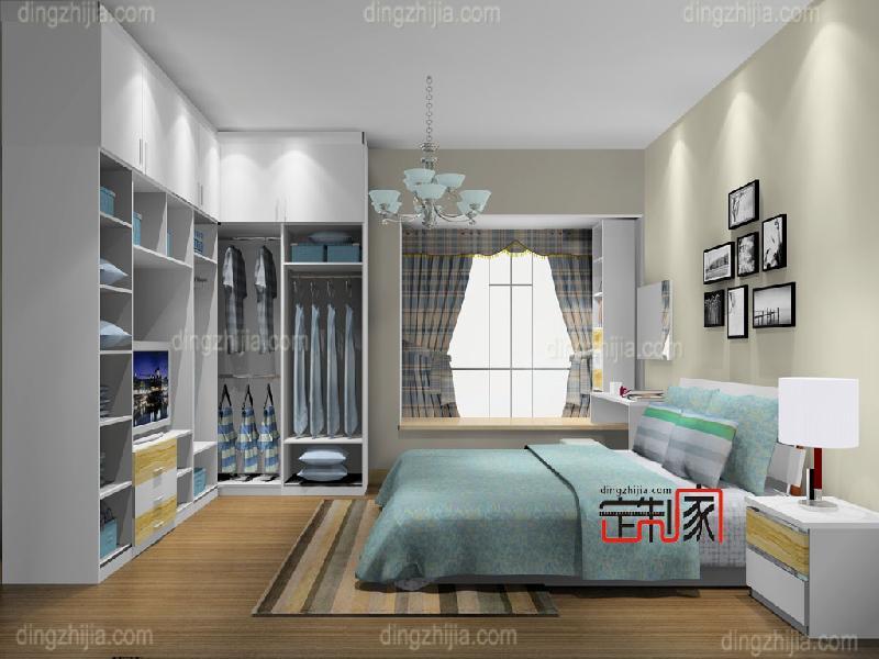 背景墙 房间 家居 起居室 设计 卧室 卧室装修 现代 装修 800_600图片
